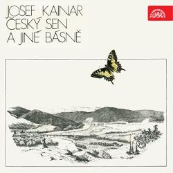 Český sen a jiné básně - Josef Kainar (Audiokniha)