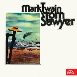 Tom Sawyer - Mark Twain (Audiokniha)