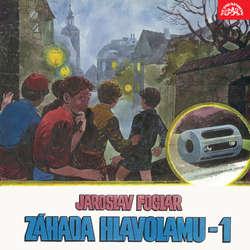Audiokniha Záhada hlavolamu - Jaroslav Foglar - Ladislav Mrkvička