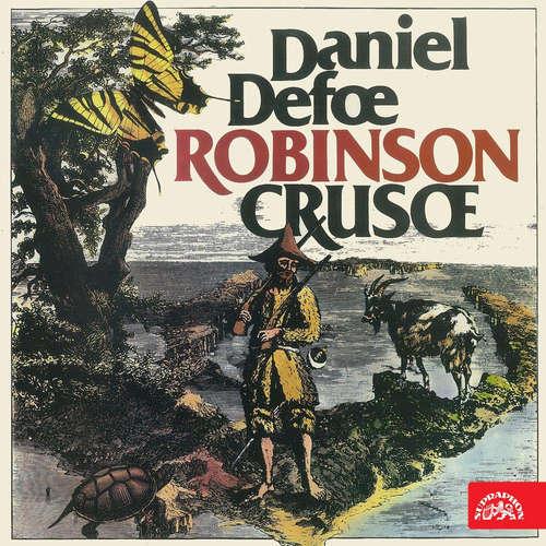 Audiokniha Robinson Crusoe - Daniel Defoe - Martin Růžek