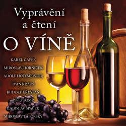 Audiokniha O víně - Miroslav Horníček - Josef Somr