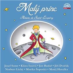 Malý princ - dramatizace - Antoine de Saint-Exupéry (Audiokniha)