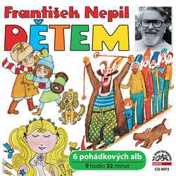 Audiokniha František Nepil: Dětem - František Nepil - Jiří Lábus