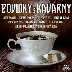 Povídky z kavárny - Karel Čapek (Audiokniha)