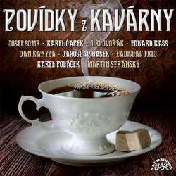 Audiokniha Povídky z kavárny - Karel Čapek - Josef Somr