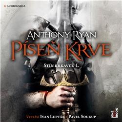 Píseň krve - Anthony Ryan (Audiokniha)