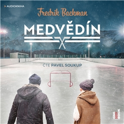 Medvědín - Fredrik Backman (Audiokniha)