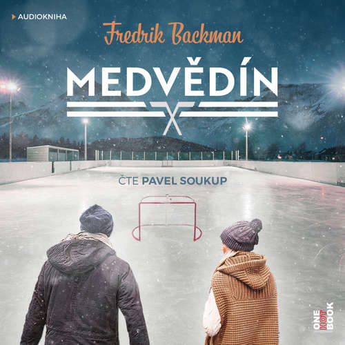 Audiokniha Medvědín - Fredrik Backman - Pavel Soukup