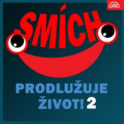 Smích prodlužuje život! 2 - Jiří Štuchal (Audiokniha)