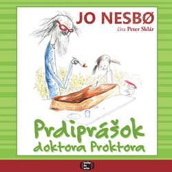 Audiokniha Prdiprášok doktora Proktora - Jo Nesbo - Peter Sklár