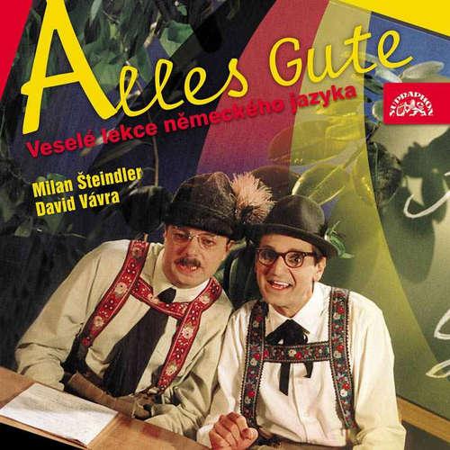 Audiokniha Alles Gute - veselé lekce z německého jazyka - Ivan Mládek - David Vávra