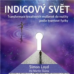 Indigový svět - Simon Loyd (Audiokniha)