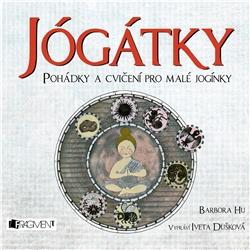 Jógátky - Barbora Hu (Audiokniha)