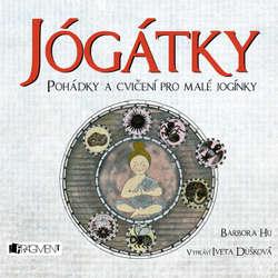 Audiokniha Jógátky - Barbora Hu - Iveta Dušková