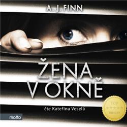 Žena v okně - A. J. Finn (Audiokniha)