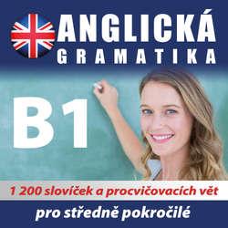 Audiokniha Anglická gramatika B1 - Various authors - Rôzni Interpreti