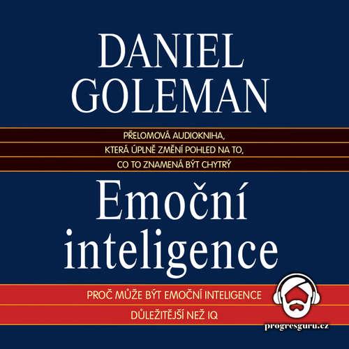 Audiokniha Emoční inteligence - Daniel Goleman - Jan Hyhlík