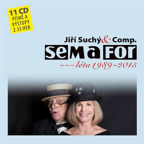 Audiokniha Semafor Komplet 1989-2015 - Jiří Suchý - Jiří Suchý
