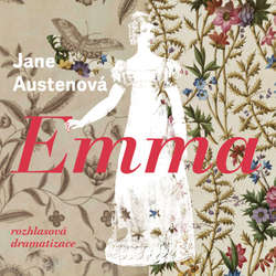 Audiokniha Emma - Jane Austenová - Tereza Richtrová