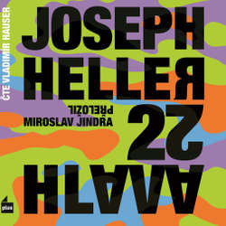 Audiokniha Hlava XXII - Joseph Heller - Vladimír Hauser
