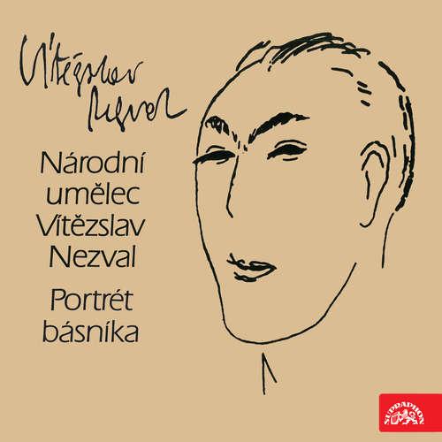 Audiokniha Portrét básníka Vítězslava Nezvala - Jiří Taufer - Jiří Adamíra