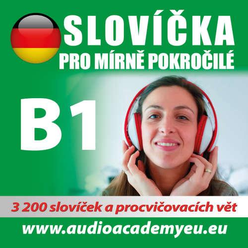 Audiokniha Německá slovíčka B1 - Různí autoři -  Různí
