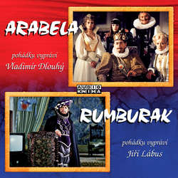 Audiokniha Arabela a Rumburak - Miloš Macourek - Vladimír Dlouhý