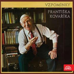 Audiokniha Vzpomínky Františka Kováříka - František Kovářík - František Kovářík