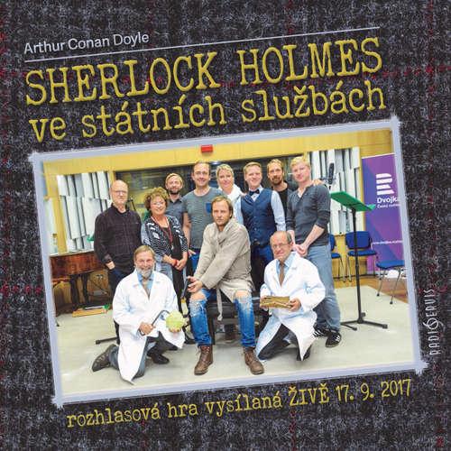 Audiokniha Sherlock Holmes ve státních službách - Arthur Conan Doyle - Pavel Batěk