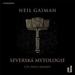 Audiokniha Severská mytologie - Neil Gaiman - Pavel Soukup