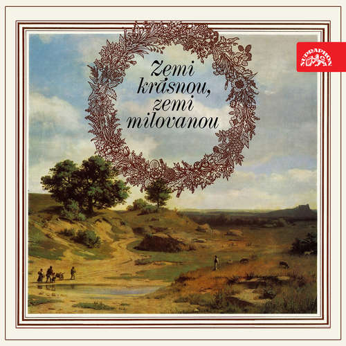 Audiokniha Zemi krásnou, zemi milovanou - Petr Bezruč - Julie Charvátová