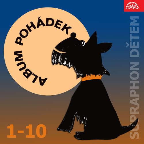 "Audiokniha Album pohádek ""Supraphon dětem"" 1-10 - Hans Christian Andersen - Jiří Adamíra"
