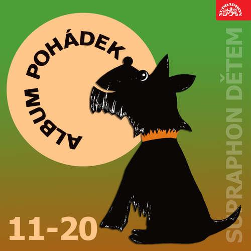 "Audiokniha Album pohádek ""Supraphon dětem"" 11-20 - Hans Christian Andersen - Jiří Adamíra"