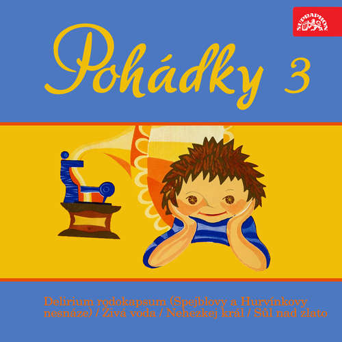 Audiokniha Pohádky 3 - Josef Barchánek - Miroslav Doležal