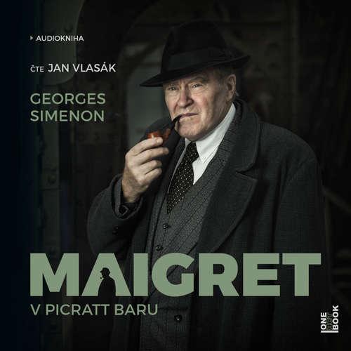 Audiokniha Maigret v Picratt Baru - Georges Simenon - Jan Vlasák