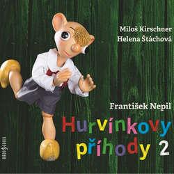 Audiokniha Hurvínkovy příhody 2 - František Nepil - Helena Štáchová