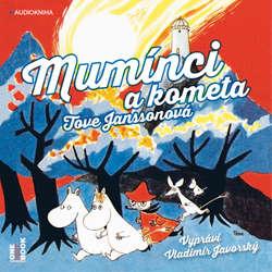 Audiokniha Mumínci a kometa - Tove Janssonová - Vladimír Javorský