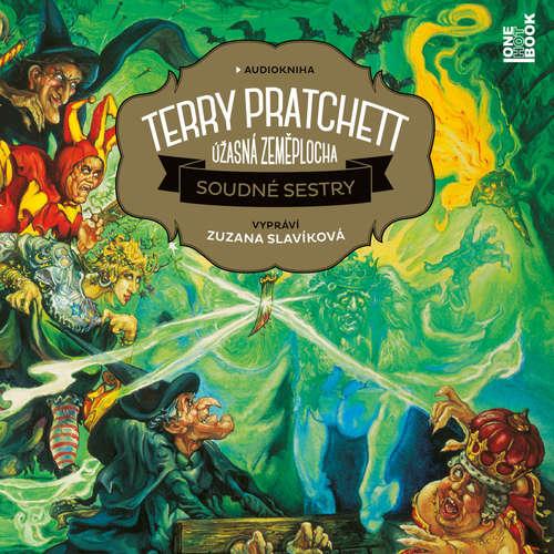 Audiokniha Soudné sestry - Terry Pratchett - Zuzana Slavíková