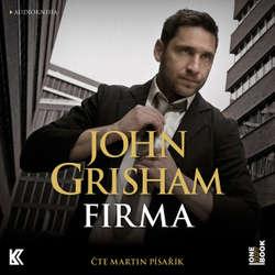 Audiokniha Firma - John Grisham - Martin Písařík