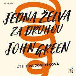 Audiokniha Jedna želva za druhou - John Green - Eva Josefíková