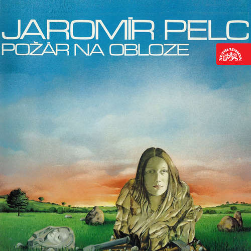 Audiokniha Požár na obloze - Jaromír Pelc - Taťjana Medvecká