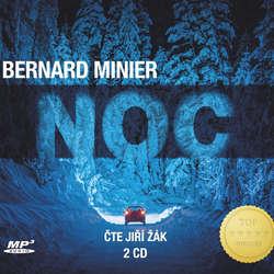 Audiokniha Noc - Bernard Minier - Jiří Žák