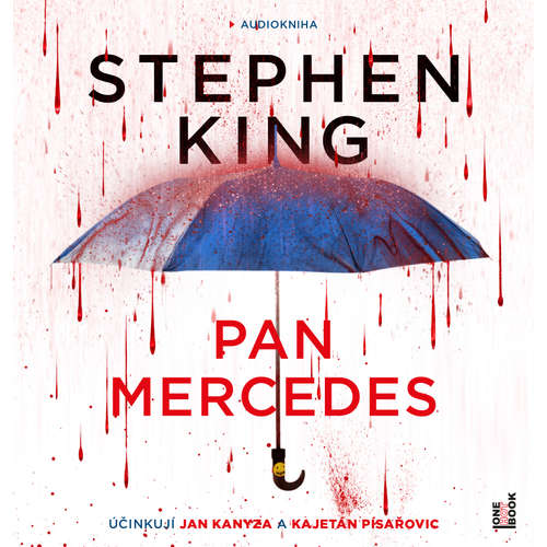 Audiokniha Pan Mercedes - Stephen King - Jan Kanyza