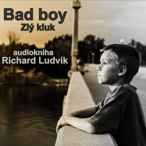Audiobook Bad Boy - Richard Ludvík - Richard  Ludvík