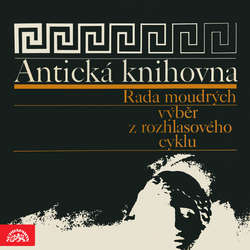 Audiokniha Antická knihovna -  Aristotelés - Jiří Adamíra