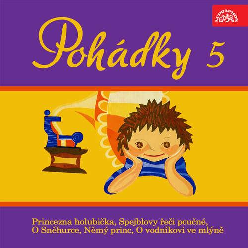 Audiokniha Pohádky 5 - Josef Barchánek - Karel Höger