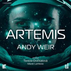 Artemis - Andy Weir (Audiokniha)