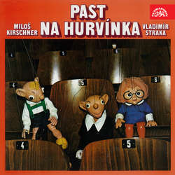 Audiokniha Past na Hurvínka - Miloš Kirschner - Josef Beyvl