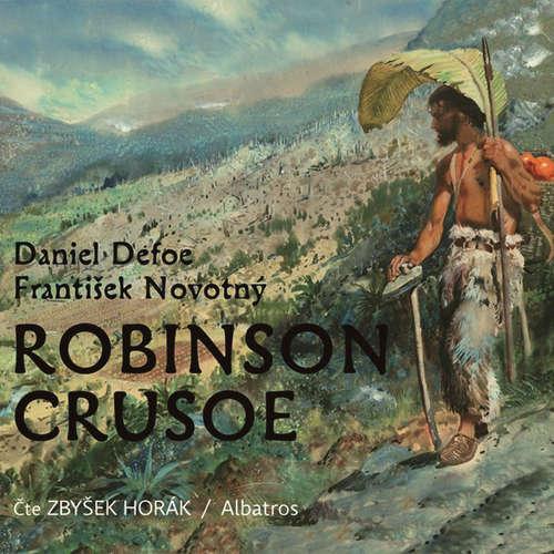 Audiokniha Robinson Crusoe - Daniel Defoe - Zbyšek Horák