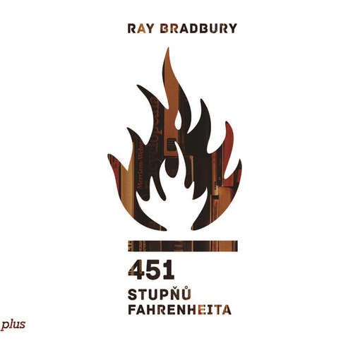 Audiokniha 451 stupňů Fahrenheita - Ray Bradbury - Jaromír Meduna